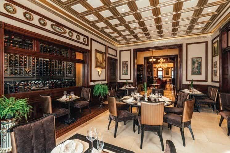 San francisco hotel restaurant