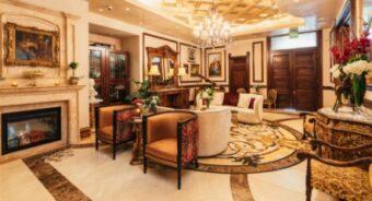 book a hotel suite